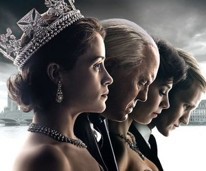 series and the crown image
