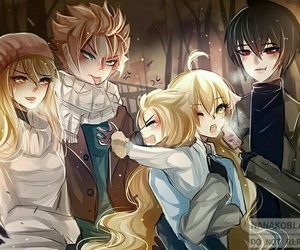dessin, fanart, and fairy tail image