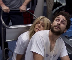 kaitlin olson, charlie day, and charlie kelly image