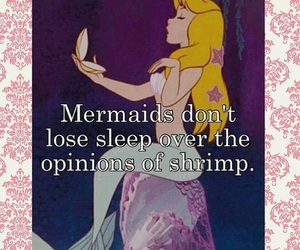 disney, mermaid, and opinions image
