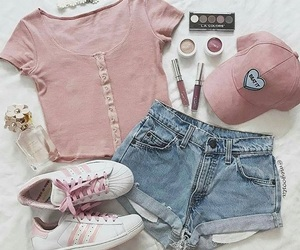 adidas, baby, and fashion image
