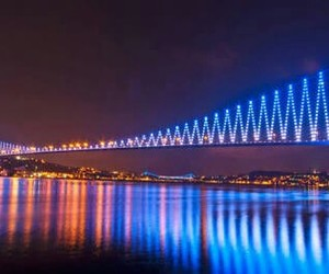istanbul, traveling, and night image