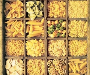 pasta and italy image