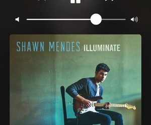 shawn mendes, illuminate, and music image