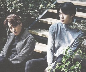 exo, sehun, and kai image