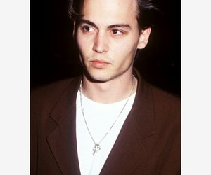 johnny depp, 90s, and aesthetic image