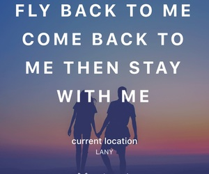 i miss you, sad, and come back to me image