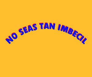 yellow and español image