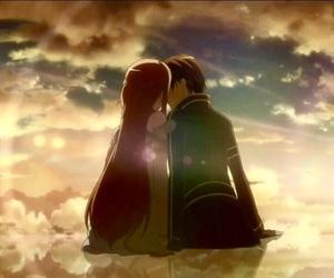sao, anime, and sword art online image