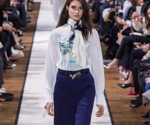high fashion, Lanvin, and paris fashion week image