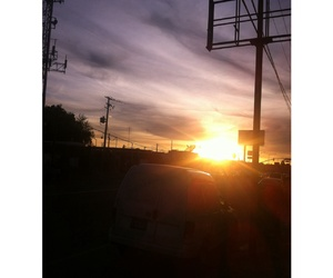 atardecer and afternoon image