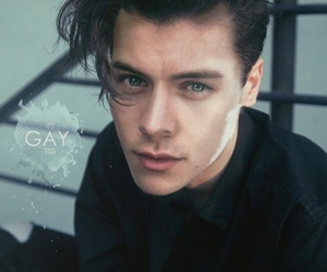 Harry Styles, one direction, and edit image