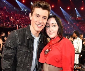 celebs, noah cyrus, and shawn mendes image