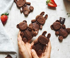 bear, Cookies, and brownies image