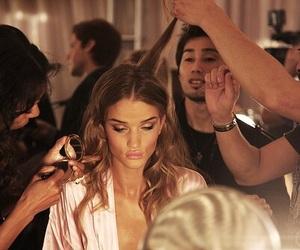 model, Victoria's Secret, and rosie huntington-whiteley image