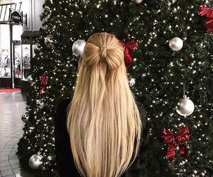 beautiful, blonde, and hairstyle image