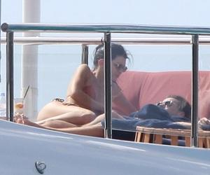 beautiful, celebrity, and couple image