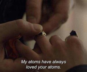 beautiful, black, and subtitles image