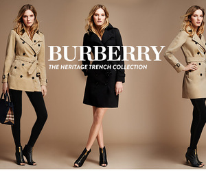 Burberry, classic, and fashion image