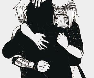 anime, manga, and sasuke image