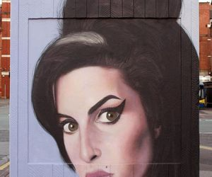 Amy Winehouse, art, and artists image