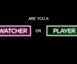 nerve, watcher, and player image