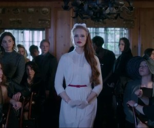 riverdale, gif, and cheryl blossom image