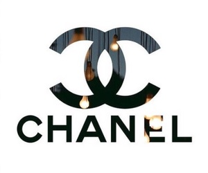 blue, fashionable, and chanel image