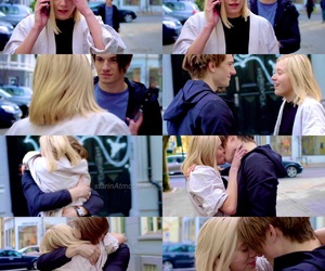 couple, skam, and teen image