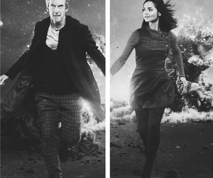 couple, doctor who, and dw image