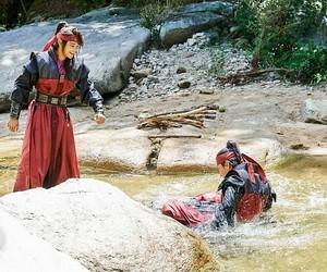 kdrama, do ji han, and minho image
