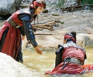 kdrama, do ji han, and hwarang image