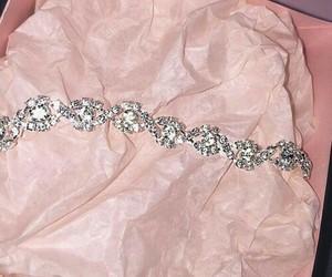 luxury, diamonds, and pink image