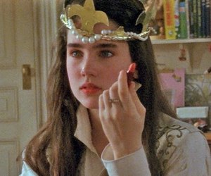 jennifer connelly, movie, and girl image