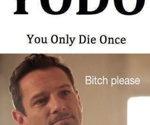 teen wolf, peter hale, and funny image