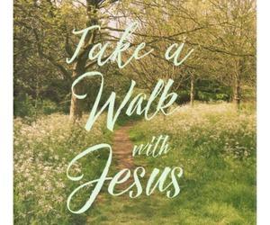 christian, inspirational, and walk image