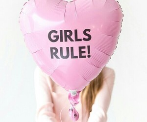 girls and pink image