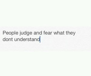 judge, quote, and fear image