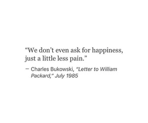 quotes, happiness, and pain image