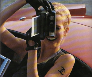 chanel and car image