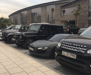 cars, black, and luxury image