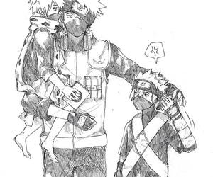 anime, boy, and naruto image