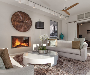 home, inspiration, and living room image