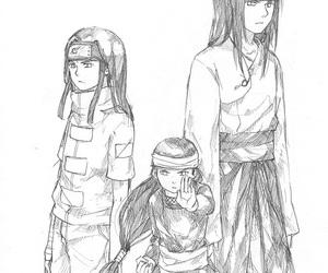 neji, naruto, and anime image