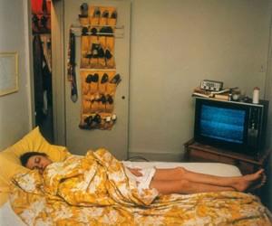 william eggleston, bed, and photo image