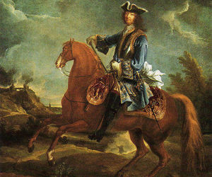 look at my horse, my horse is amazing, and ludwig xiv image