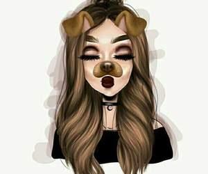 snapchat and art image