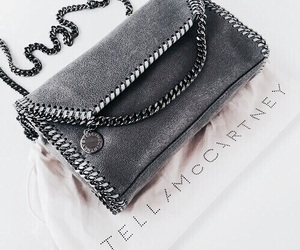 bag, stella mccartney, and grey image