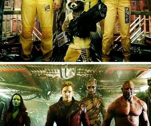 guardians of the galaxy, groot, and heroes image