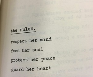 quotes, rules, and book image